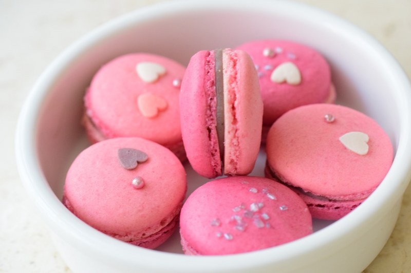 MACARONS RECIPE (3)
